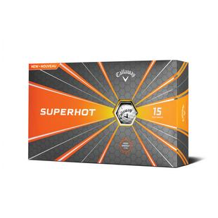 Superhot Golf Balls - 15 Pack
