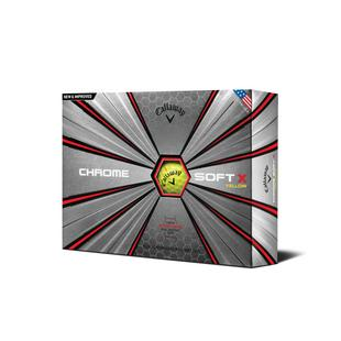 Balles Chrome Soft X