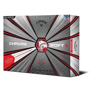 Balles Chrome Soft X Truvis