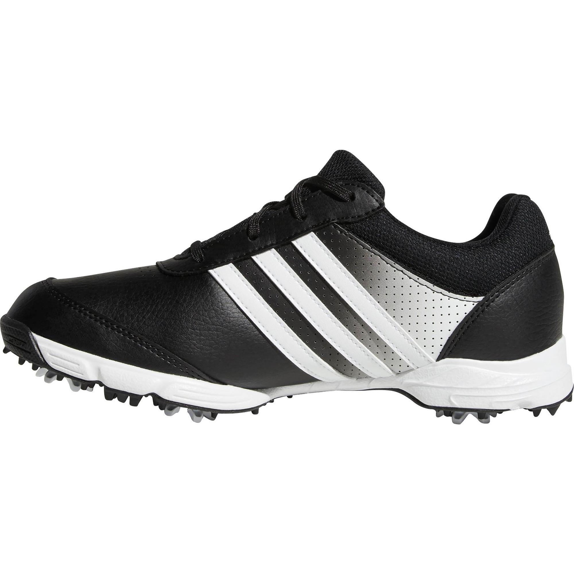 Women's Tech Response Spiked Golf Shoe - Black/White