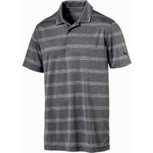 Men's Pounce Stripe Short Sleeve Polo