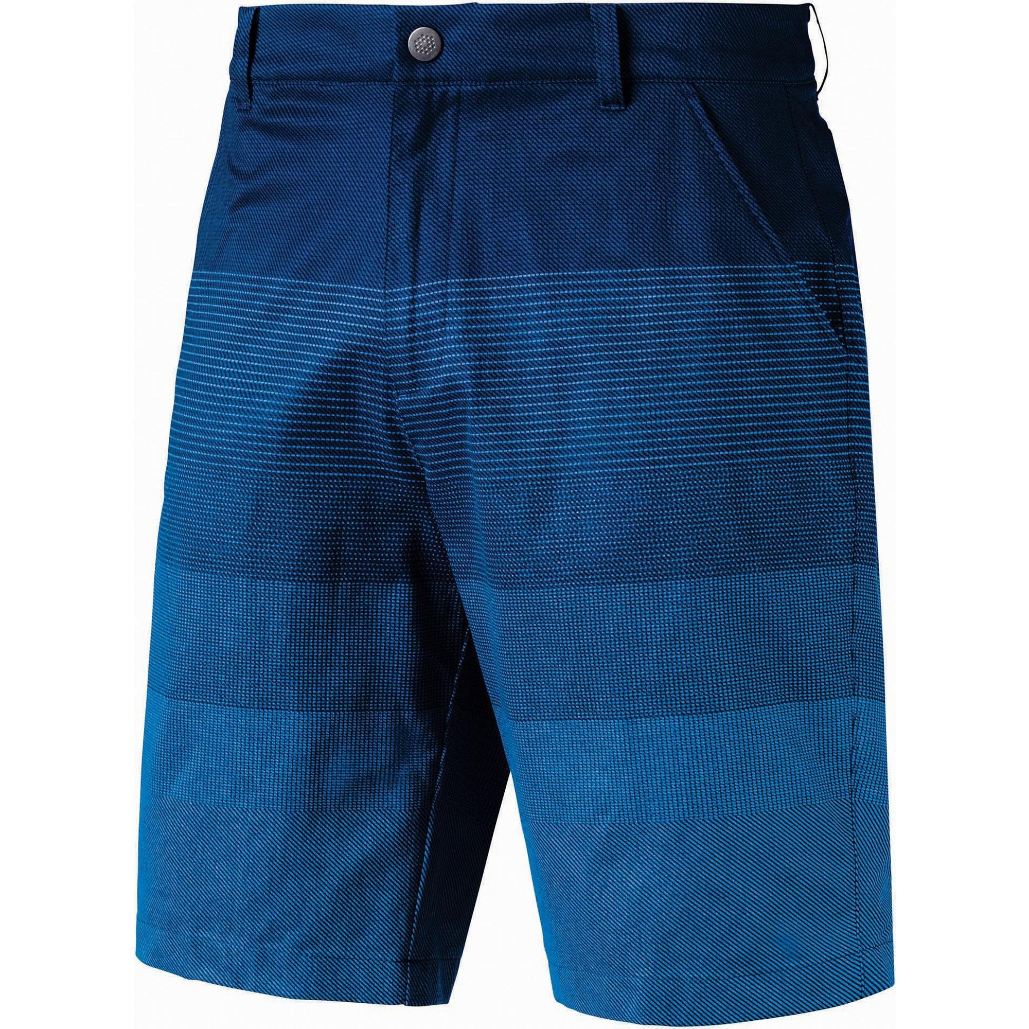 Men's PWRCOOL Mesh Fade Shorts