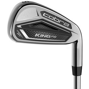 King F8 5-PW, GW Iron Set with Steel Shafts