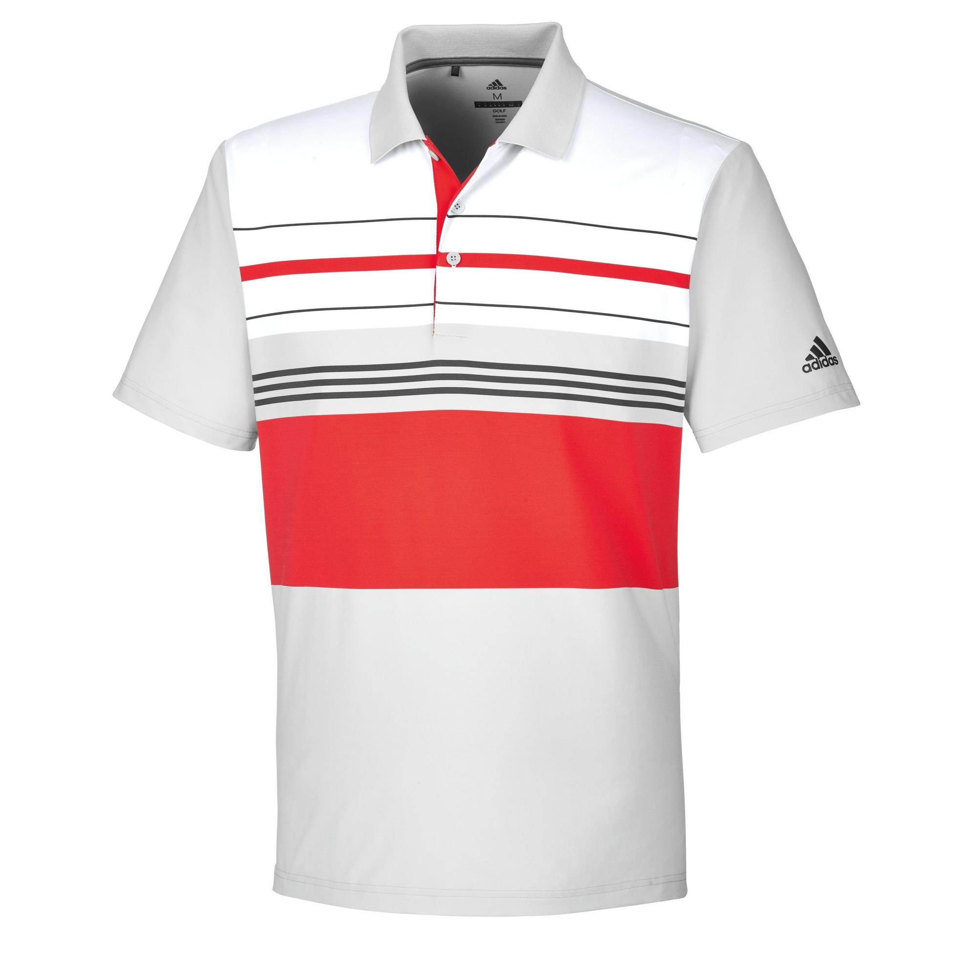 Men's Ultimate Engineered Block Short Sleeve Polo