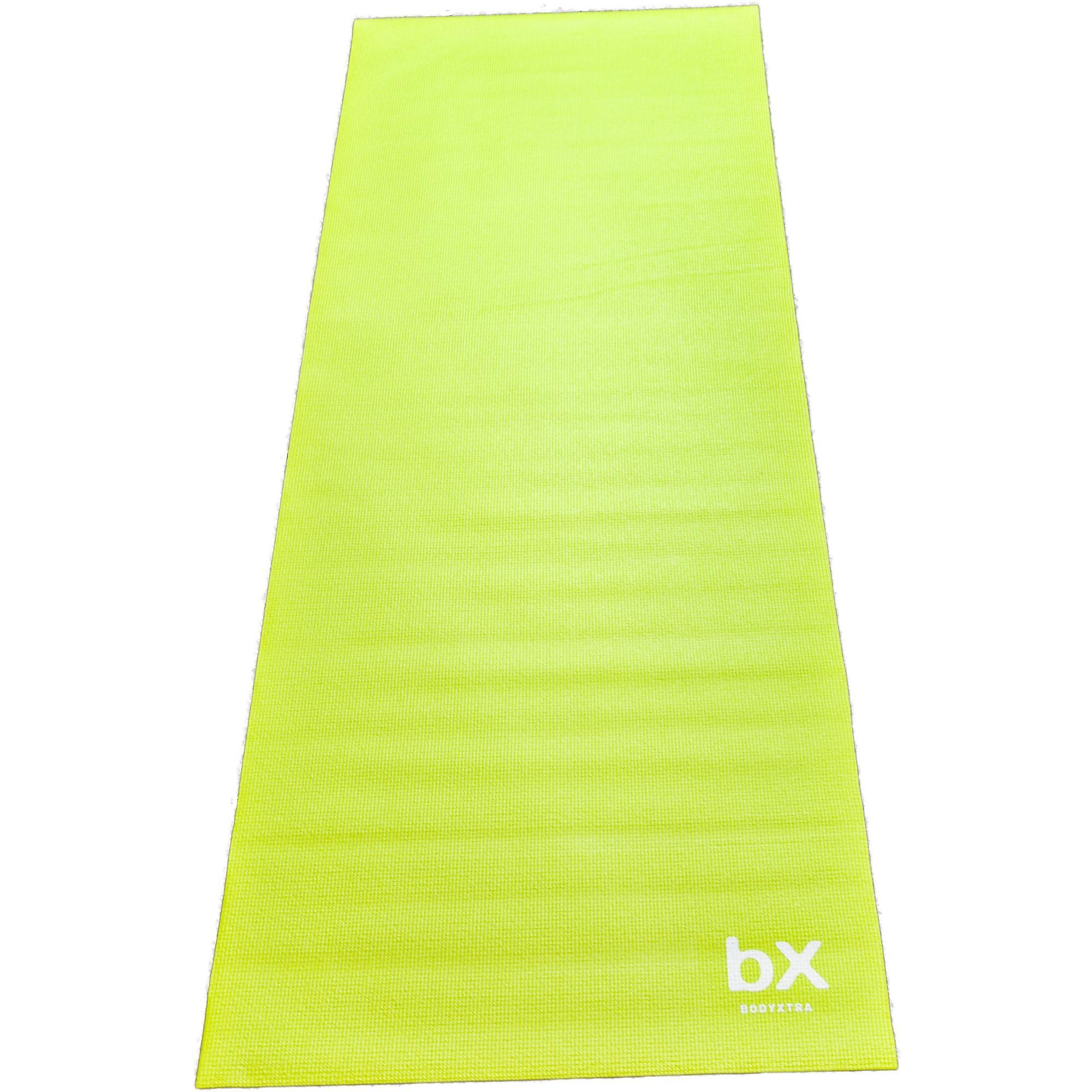 BODYXTRA 3mm Pvc Yoga Mat