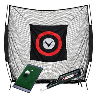 Home Range Practice System Net, Mat and Shag Bag