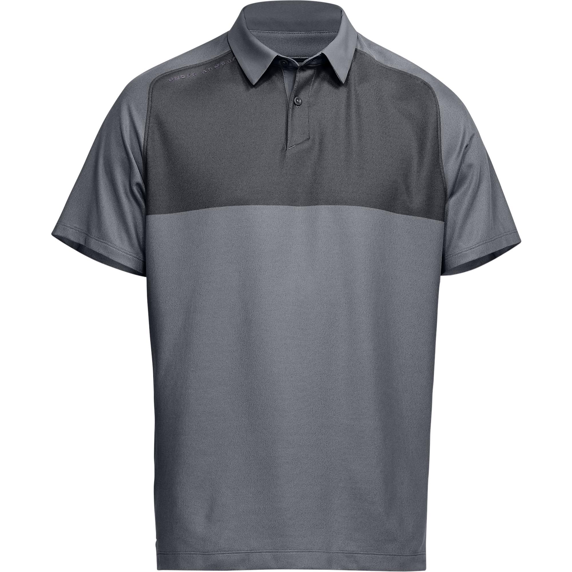 Men's Threadborne Pique Short Sleeve Polo