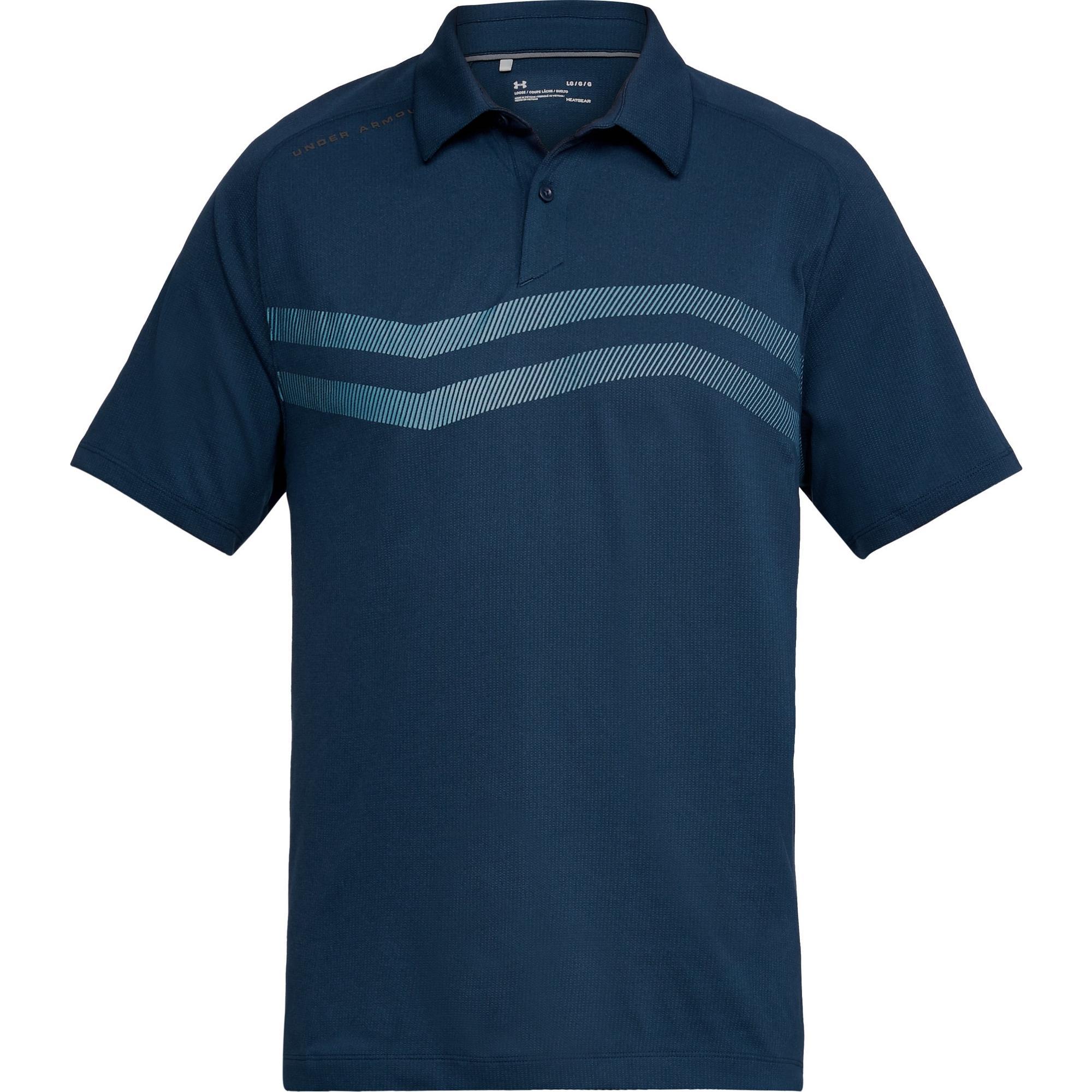 Men's Threadborne Short Sleeve Polo