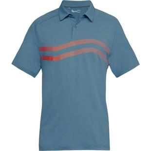 Men's Threadborne Short Sleeve Polo
