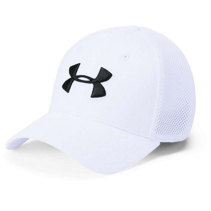 Men's TB Classic Mesh Fitted Cap