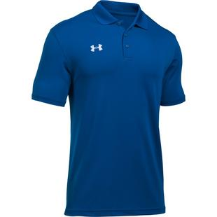 4fbd9ba870ed Men s Team Performance Short Sleeve Polo. UNDER ARMOUR