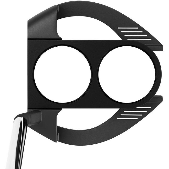 2018 O-Works Black 2-Ball Fang S Putter