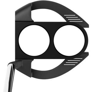 O-Works Black 2-Ball Fang S Putter