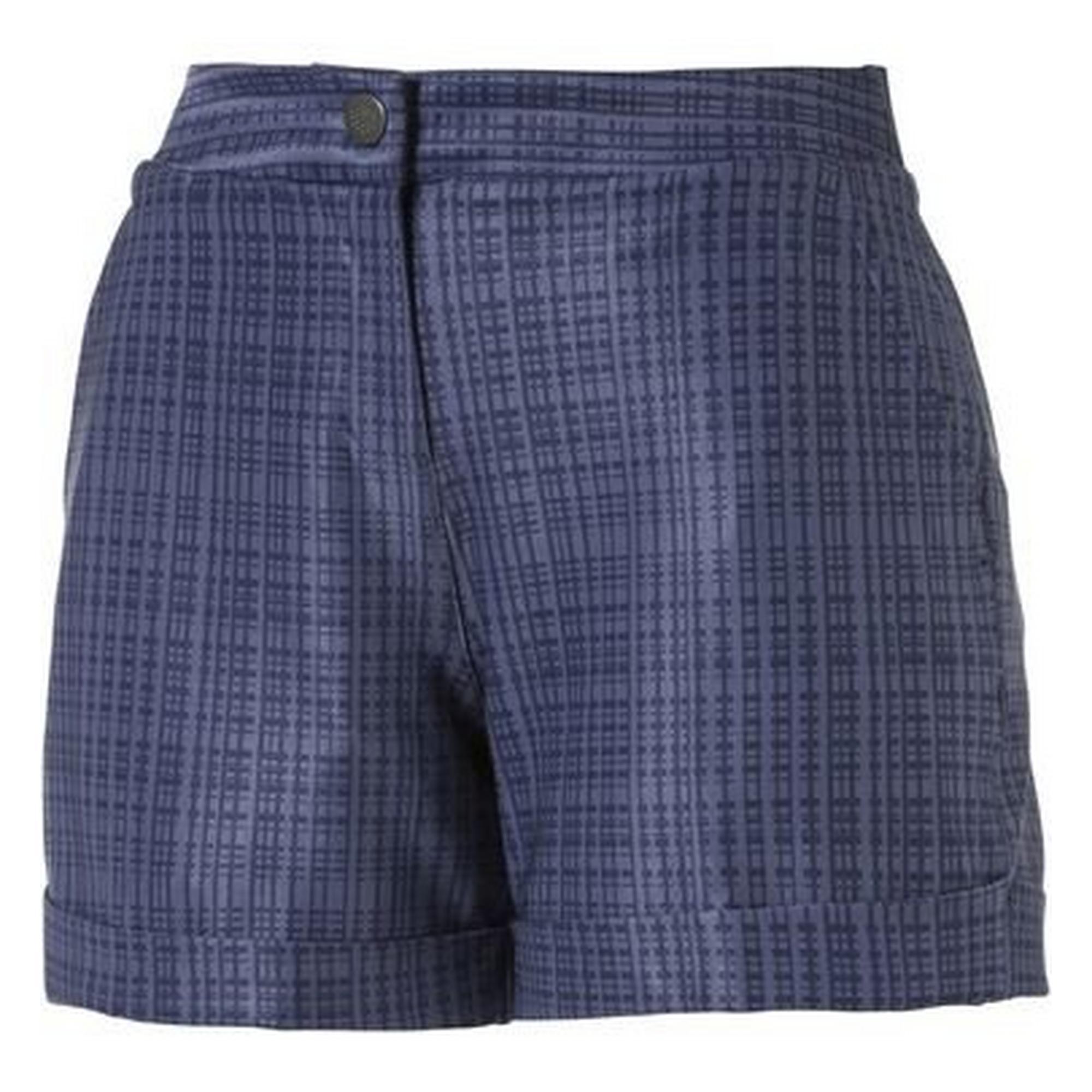 Women's Pattern Shorty Short