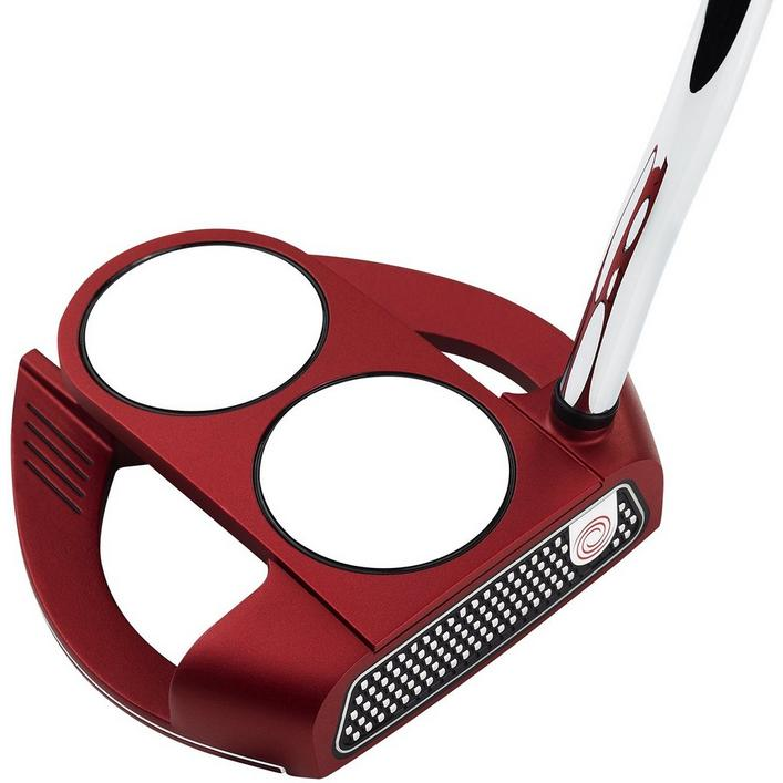 2018 O-Works Red 2-Ball Fang Putter