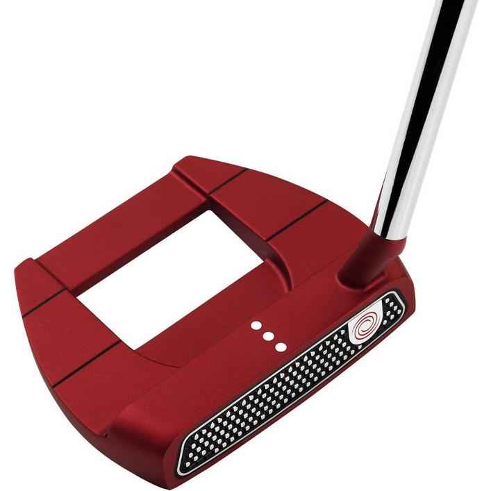 2018 O-Works Red Jailbird Mini S Putter