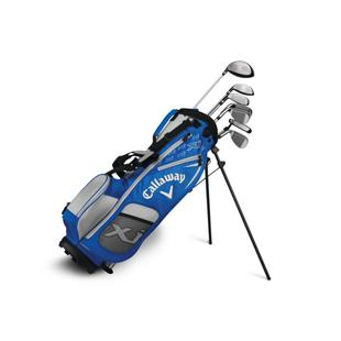 X Junior 7PC Blue Package Set 54 - 61 Inches
