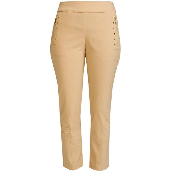 Womens Skinnylicious Ankle Pant Hugger 38.5 Inch
