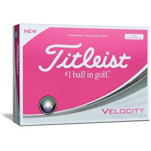 Velocity Golf Balls - Pink
