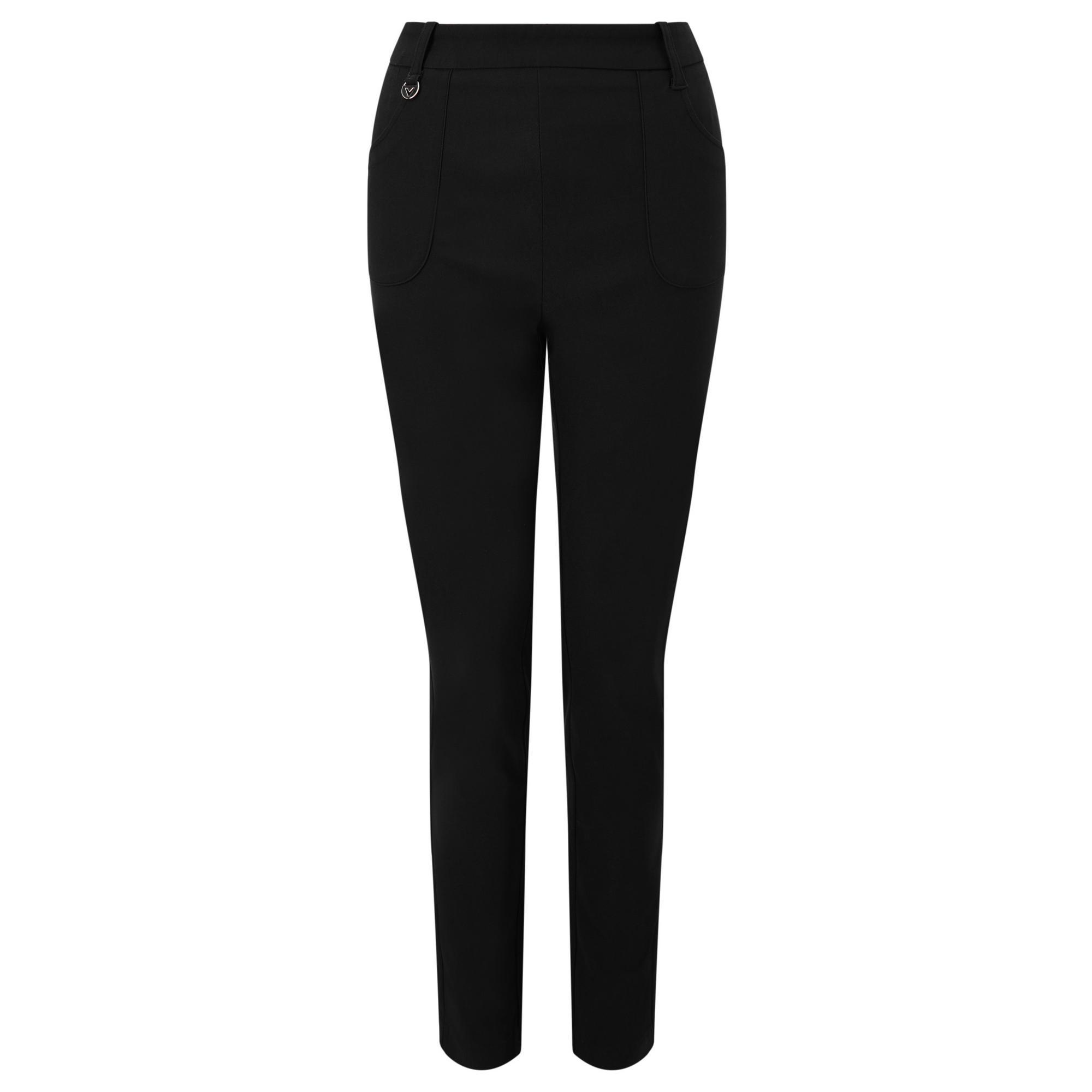 Pantalon à taille élastique pour femmes