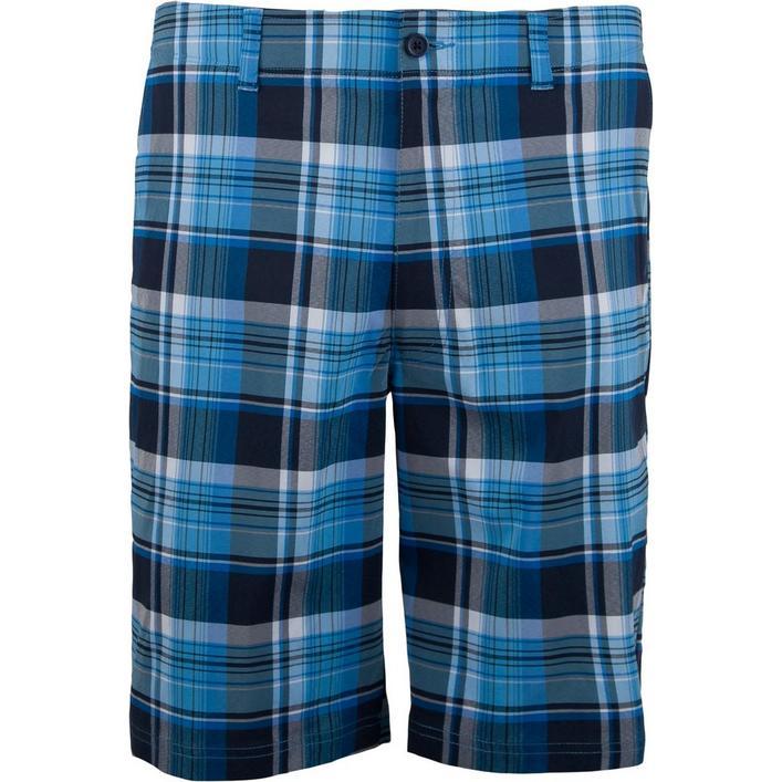 Men's Madras Plaid Short