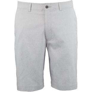 Men's Heathered Tech Short