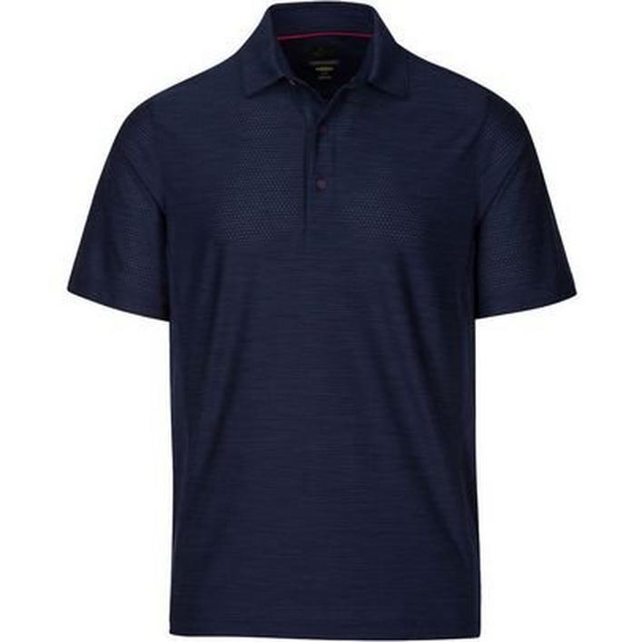 Men's Weatherknit Solid Short Sleeve Polo