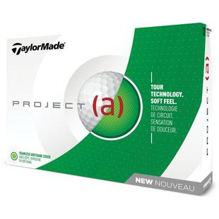 Project (a) Golf Balls - White