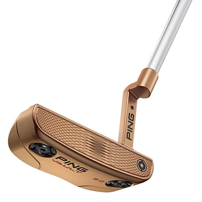 Vault 2.0 B60 Copper Putter With PP60 Grip