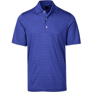 Men's Protek ML75 Microlux Stripe Short Sleeve Polo