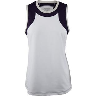 Womens Sleeveless Racerback Fitness Top