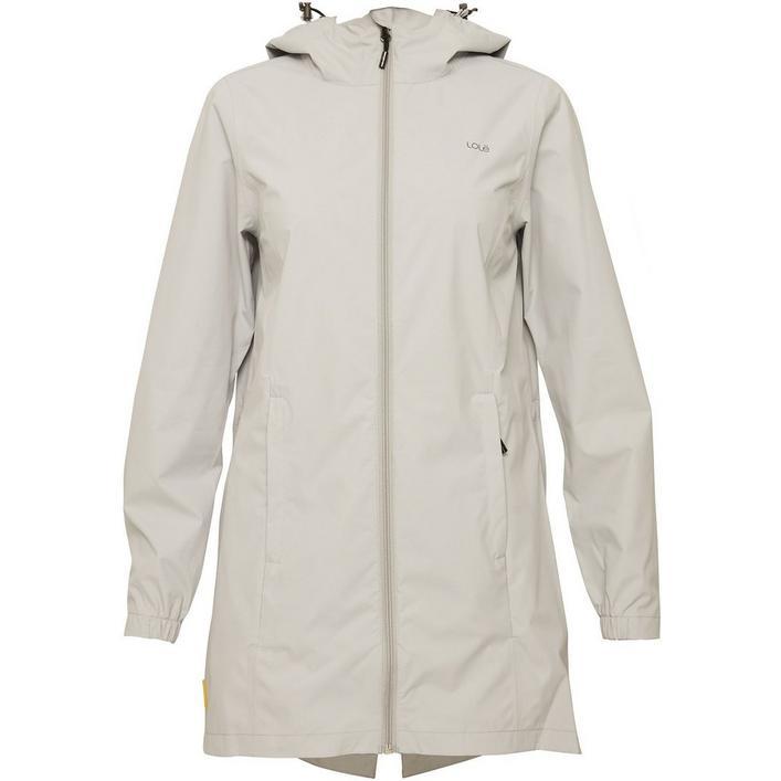 Women's Piper Long Rain Jacket