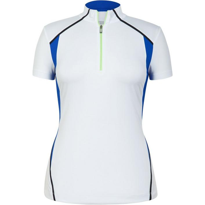 Womens Albany Short Sleeve Polo