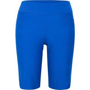 Pantalon court Mulligan avec taille élastique pour femmes