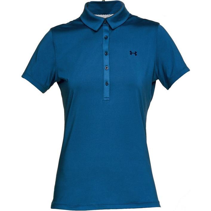 Womens Zing Short Sleeve Polo