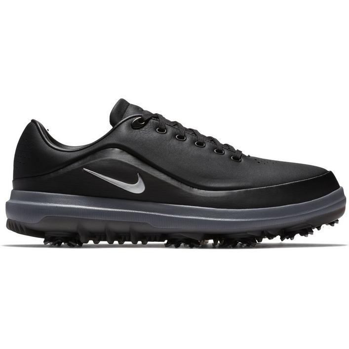 Chaussures Air Zoom Precision à crampons pour hommes - Noir