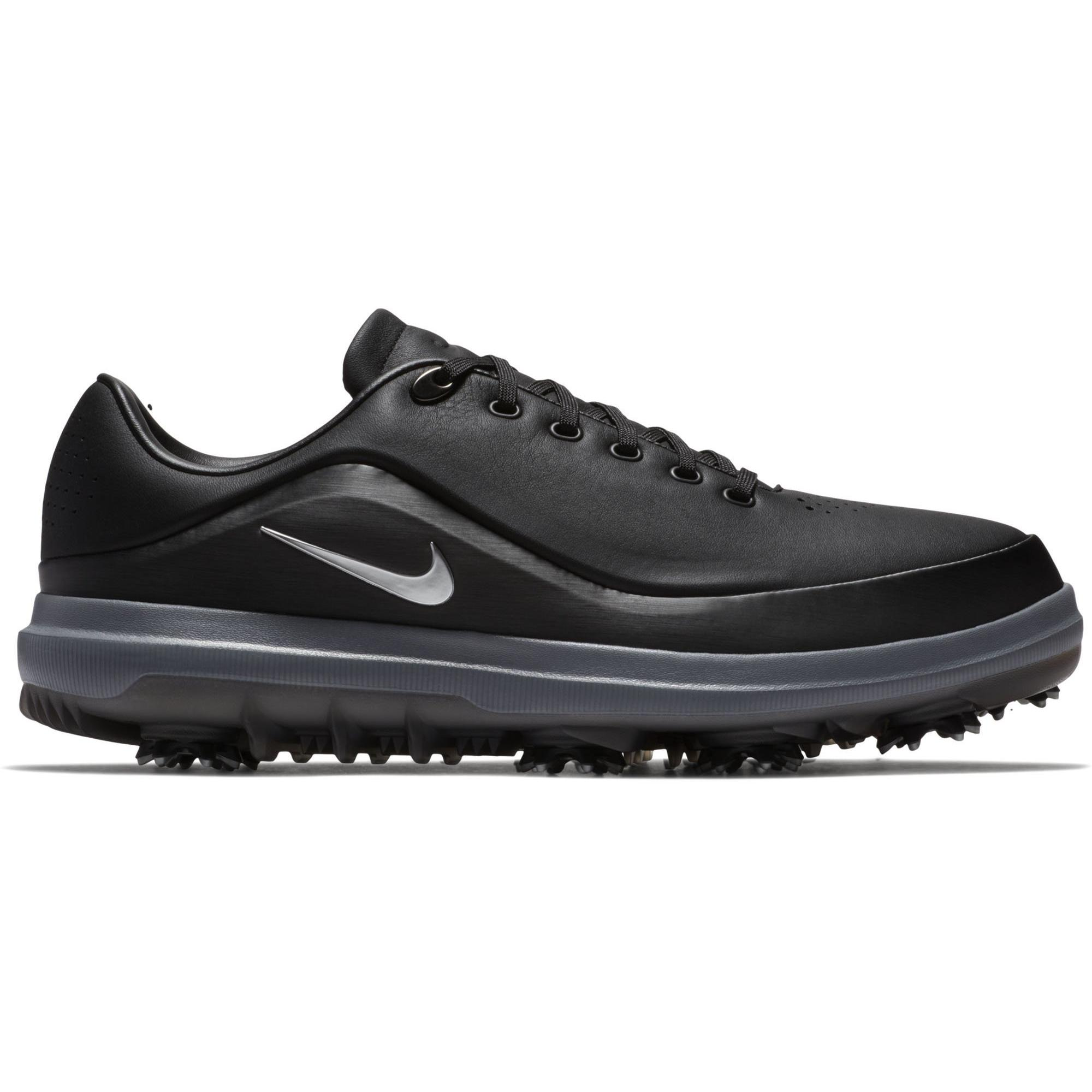 Mens Air Zoom Precision Spiked Golf Shoe - Black
