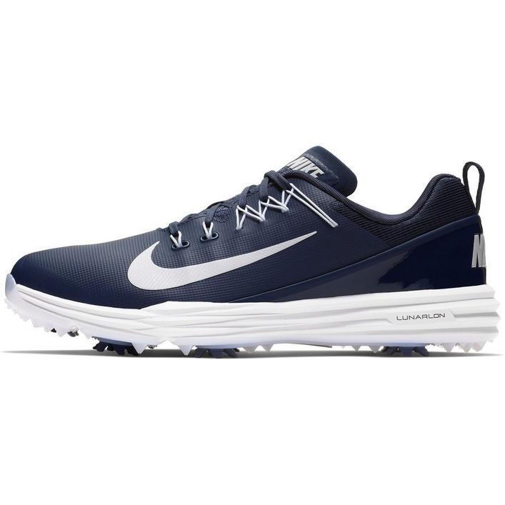 Chaussures Lunar Command 2 à crampons pour hommes – Bleu