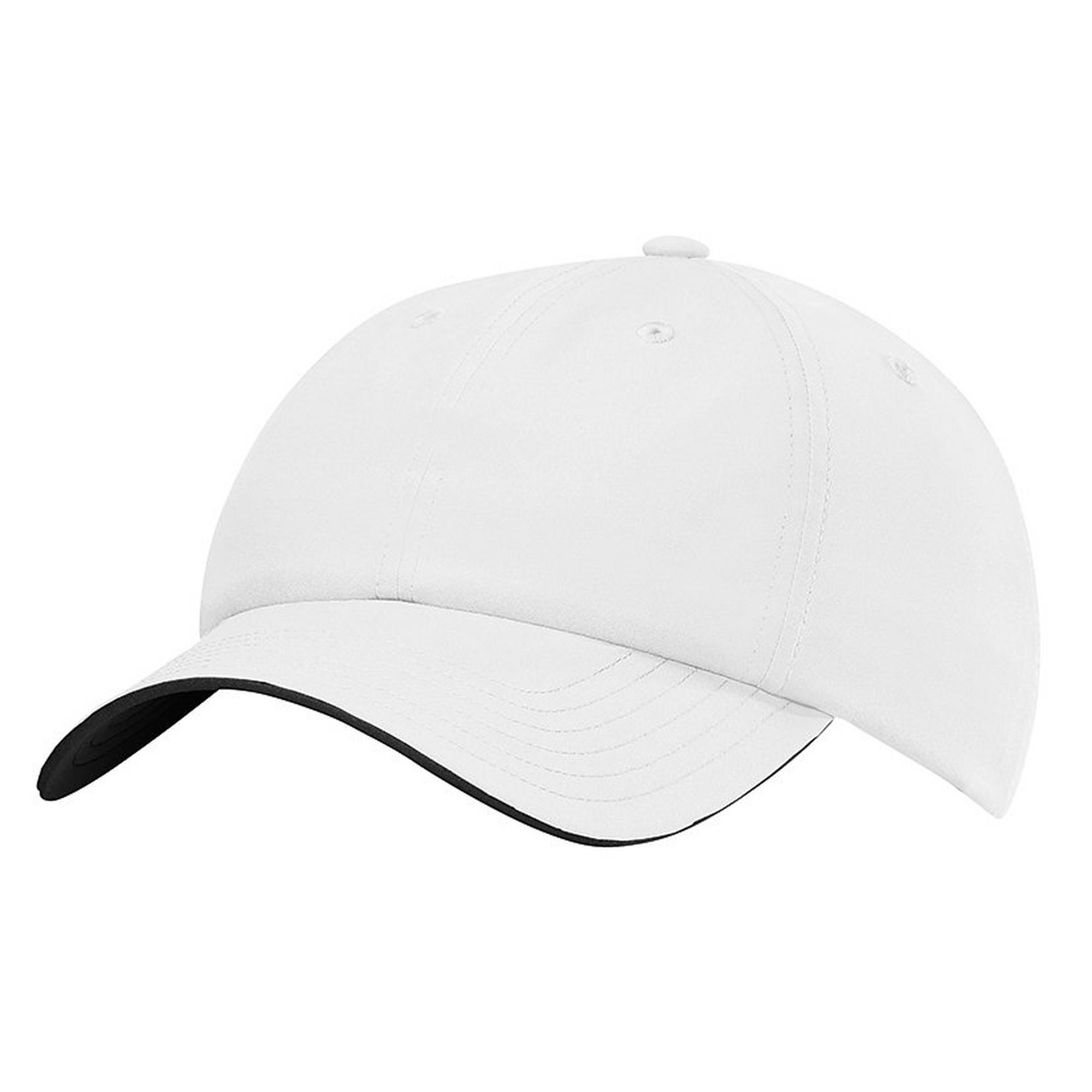 Mens Performance Solid Cap