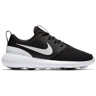 Junior Roshe G Spikeless Golf Shoe - BLK