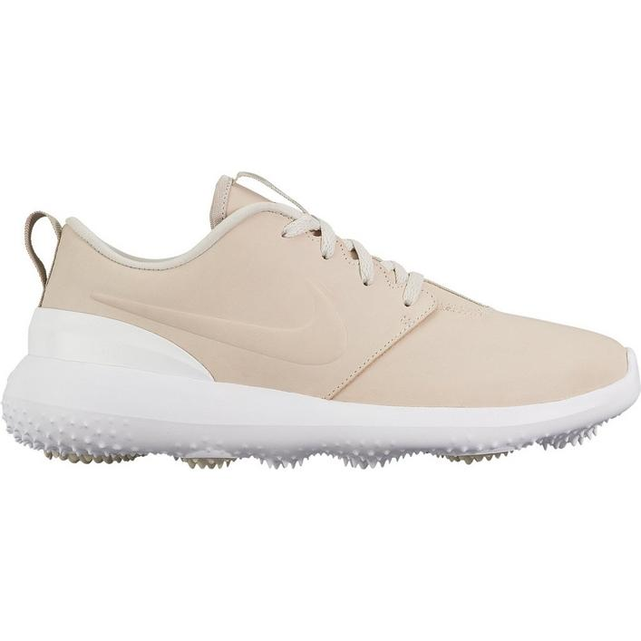 Chaussures Roshe G Premium sans crampons pour femmes - Beige