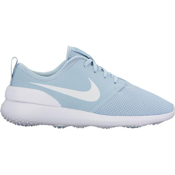 Womens Roshe G Spikeless Golf Shoe - BLU