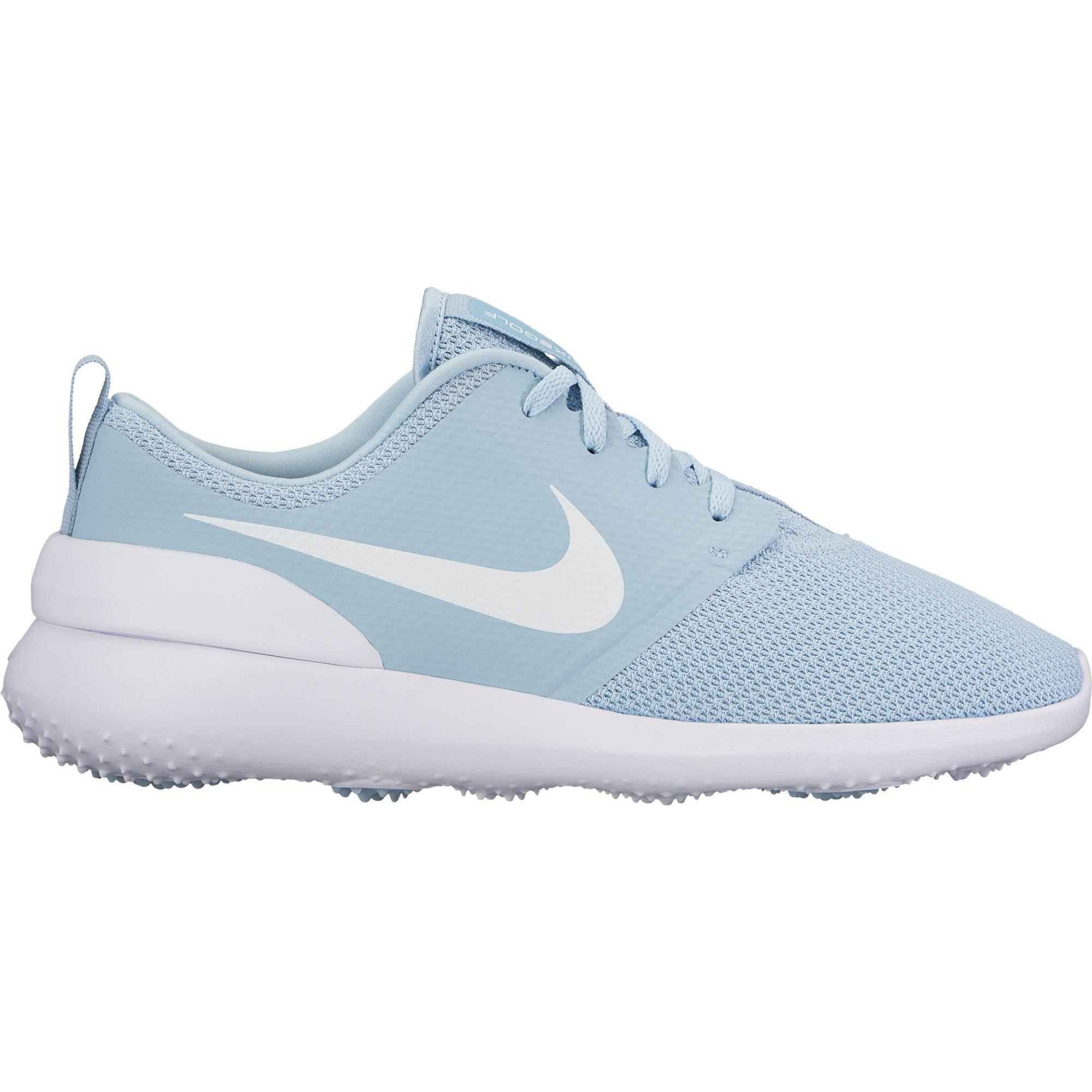 Women's Roshe G Spikeless Golf Shoe – Blue