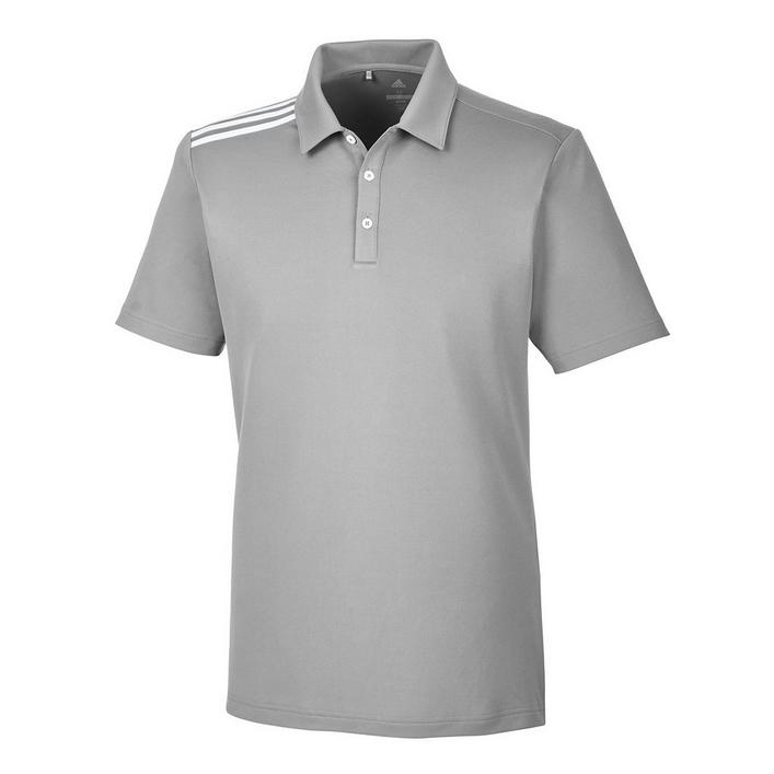 Men's GTP 3-Stripe Short Sleeve Polo