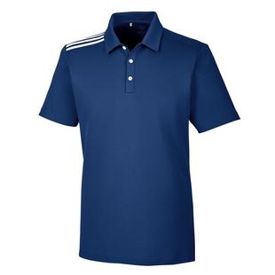 Men's GTP 3-Stripe Short Sleeve Polo