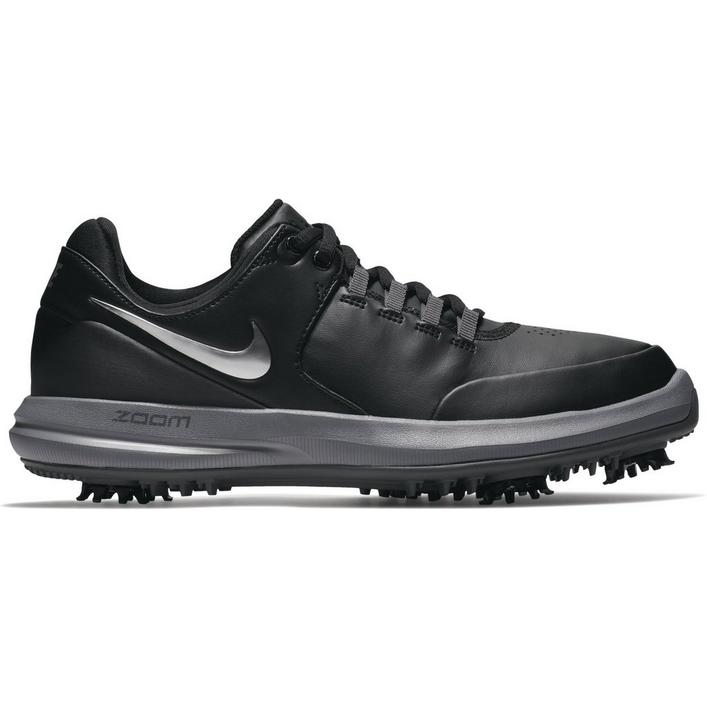 Womens Air Zoom Accurate Spiked Golf Shoe - BLK
