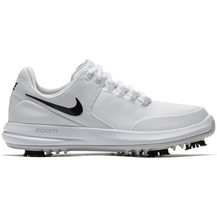 Womens Air Zoom Accurate Spiked Golf Shoe - WHT