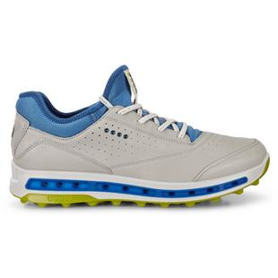 Men's Goretex Cool Pro Spikeless Golf Shoe - GRY/GRN