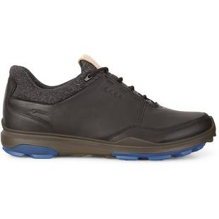 Mens Goretex Biom Hybrid 3 Spikeless Golf Shoe - BLK/BLU