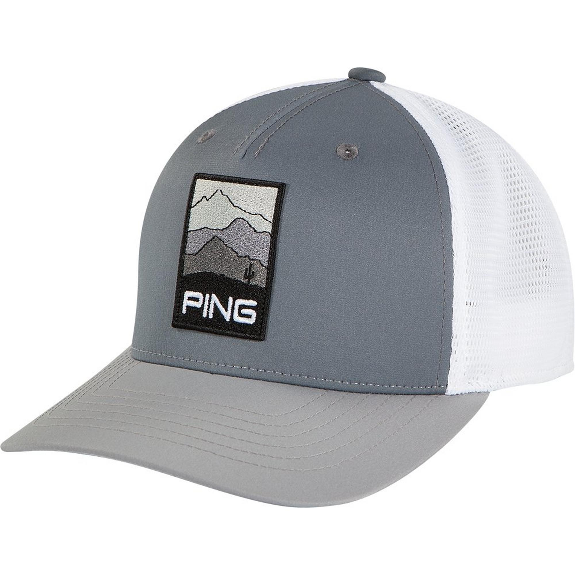 Men's Mountain Patch Cap